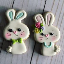 Load image into Gallery viewer, Easter cookie gift - rabbits