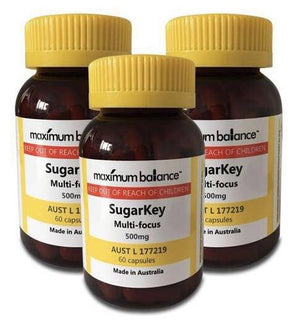 SugarKey Multi-focus