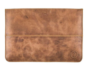 Indepal Leather ACCESSORY Laptop Sleeve 15""