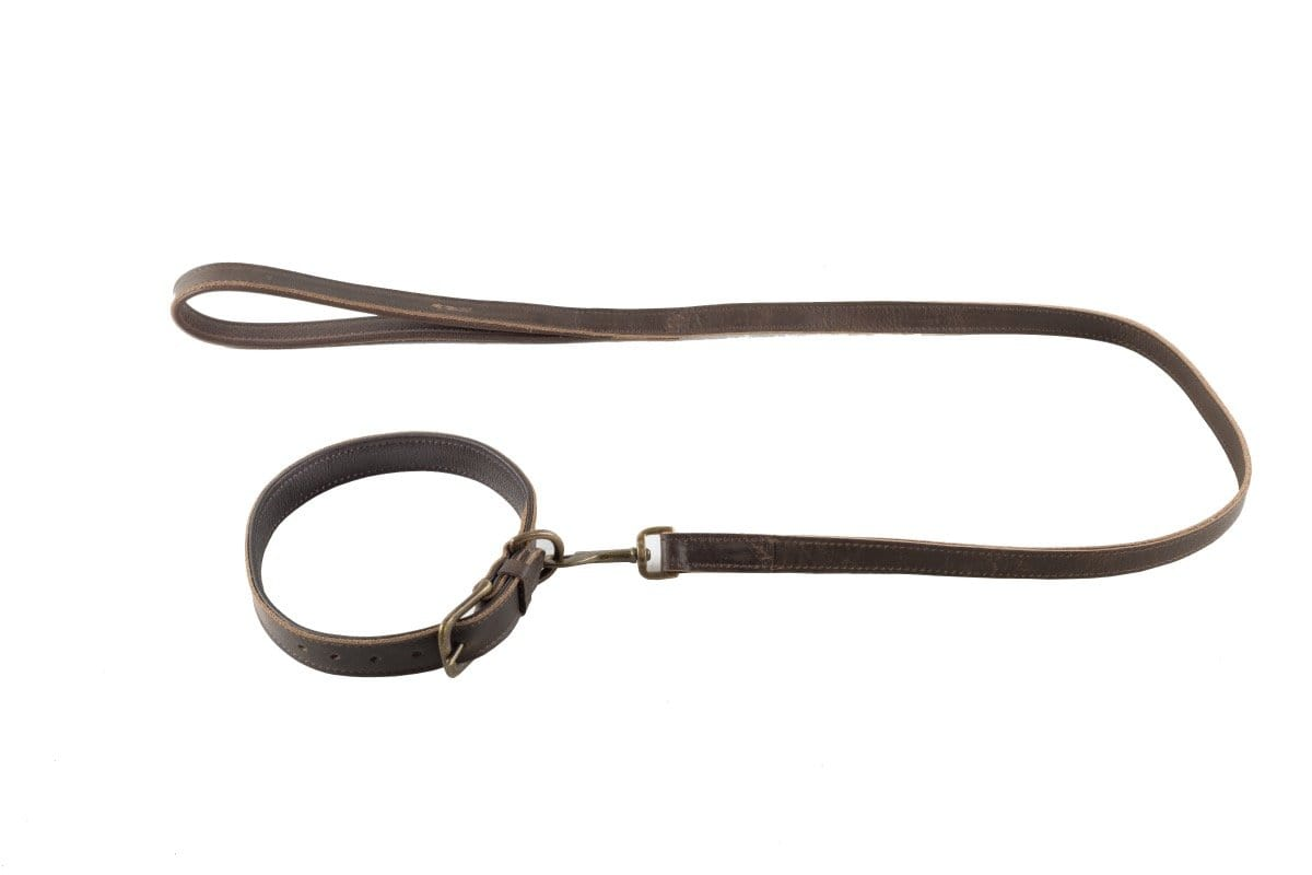 Indepal Leather ACCESSORY Peppa - Dog Lead