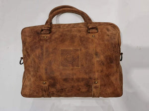 Indepal Leather BAGS Yarra Satchel