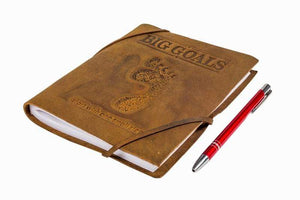 Indepal Leather JOURNAL JOURNAL - Big Goals
