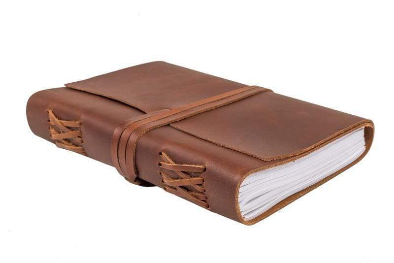 Indepal Leather JOURNAL JOURNAL - Manaf  A5