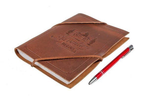 Indepal Leather JOURNAL JOURNAL - The Adventure Begins