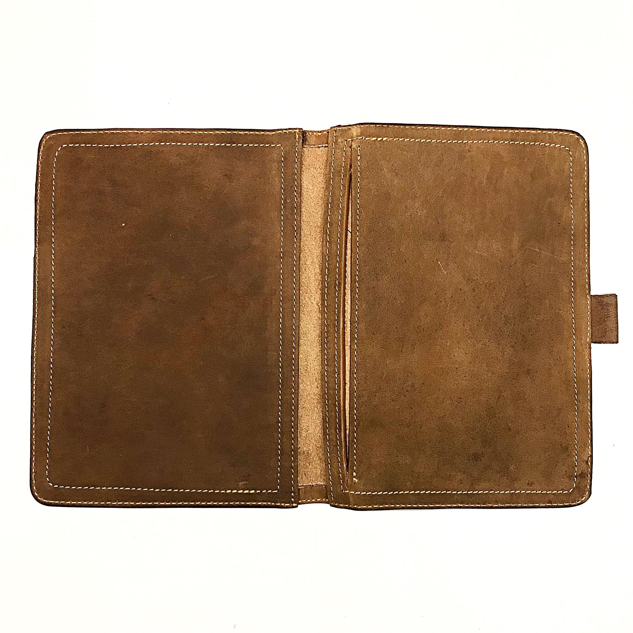 Indepal Leather JOURNAL Leather Notebook Cover A5