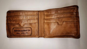 Indepal Leather WALLET Chadwick - Wallet