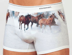Stonemen Undies ACCESSORY S Stonemen Undies HORSES