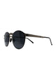 Foldable sunglasses - Looper classic round design - Side photo