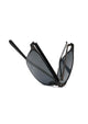 Foldable sunglasses - Rover classic wayfarer design - Folded photo