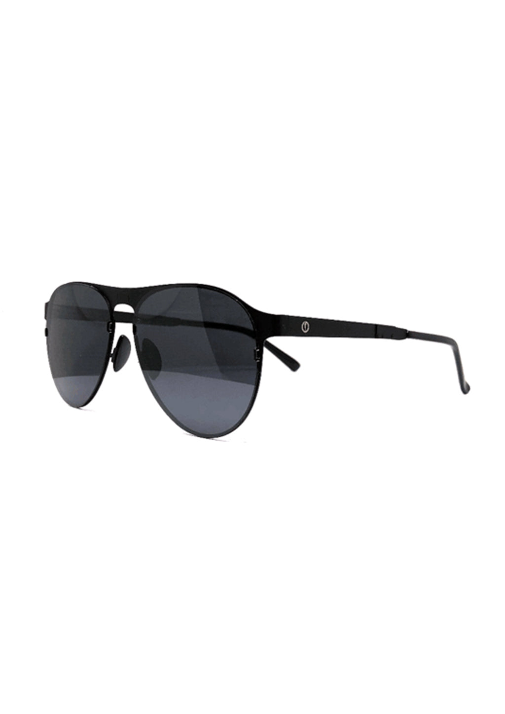 Foldable sunglasses - Scout classic aviator design - Side photo
