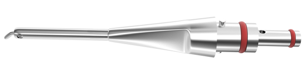 523R 7-080/45 I/A Tip, Angled 45°, Stainless Steel
