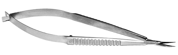240R 11-0381S Scissors For DALK Procedure, Left, Length 106 mm, Stainless Steel