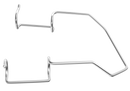 999R 14-026S Barraquer Wire Speculum, Open 11.00 mm Blades, Child Size, Length 40 mm, Stainless Steel