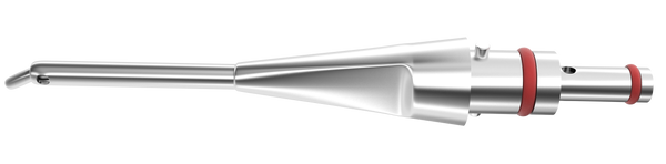 745R 7-080/20 Thornton 20° Angled I/A Tip, Stainless Steel
