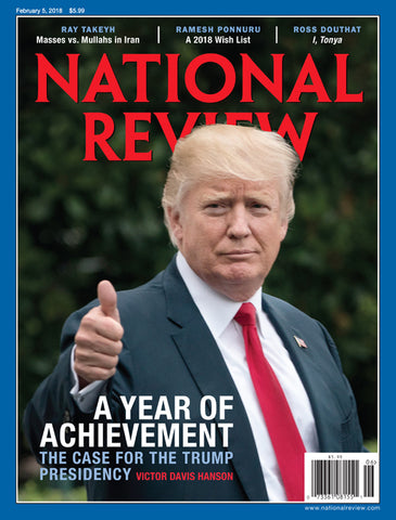 The Latest Issue of NR<br>February 5, 2018