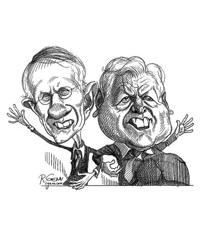 Senators Reid and Kennedy