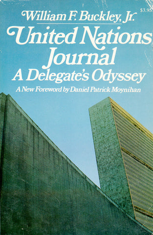United Nations Journal:<br>A Delegate's Odyssey