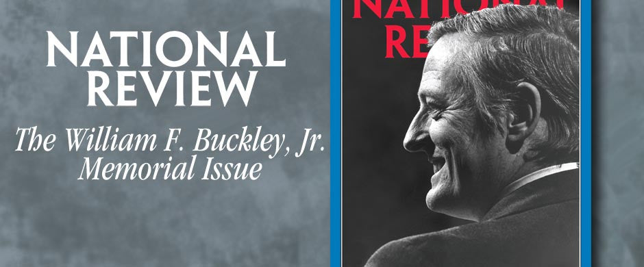 National Review's Famous Against Trump Issue