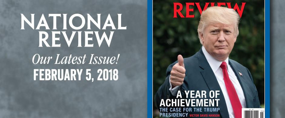 National Review's Latest Issue