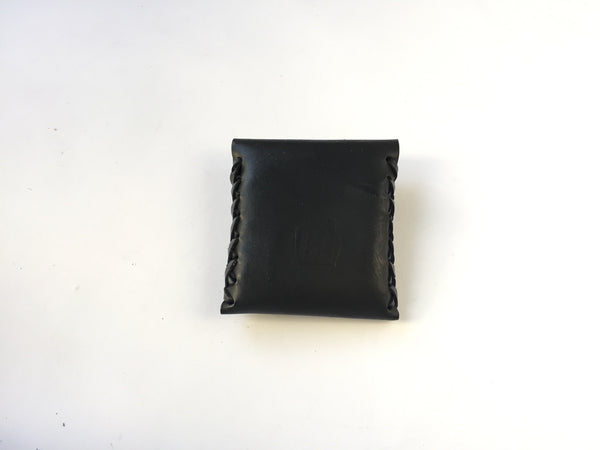 COIN PURSE WITH SNAP CLOSURE