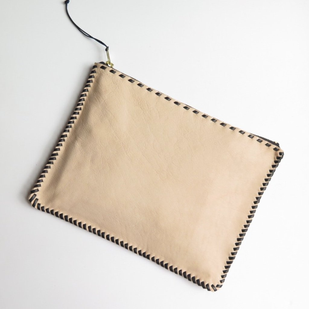 Large Zipper Pouch - Ipad Pouch