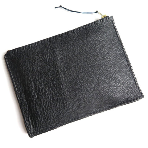 Medium Zipper Pouch - Ipad Mini Pouch