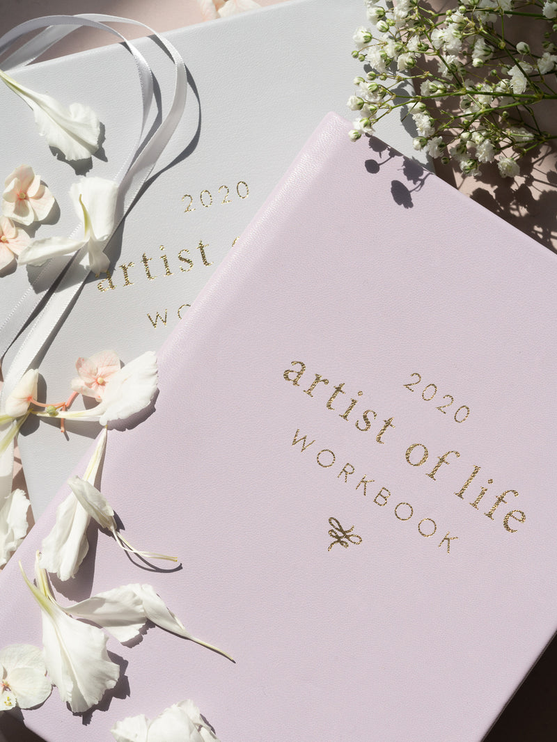 2020 Artist of Life Workbook
