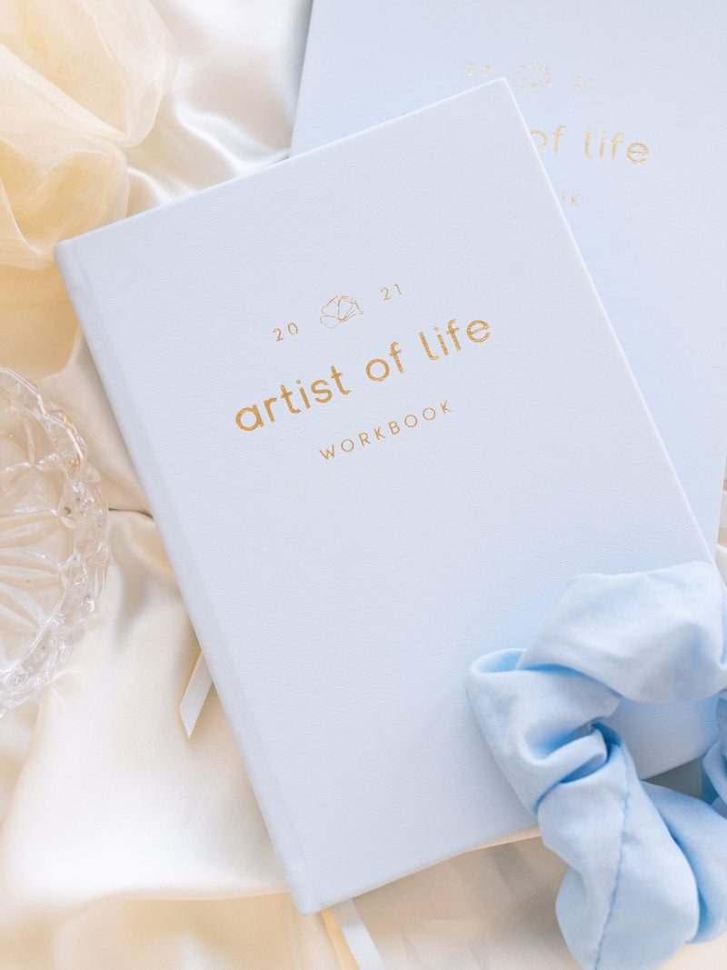 2021 Artist of Life Workbook
