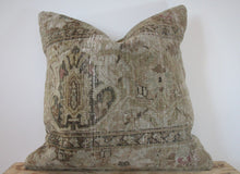 Load image into Gallery viewer, 20x20 - Antique Persian Pillow Cover 18