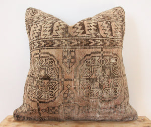 20x20 - Antique Persian Pillow Cover 25