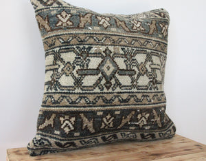 20x20 Antique Persian Pillow Cover 23