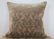 Load image into Gallery viewer, 20x20 Antique Persian Pillow Cover 15