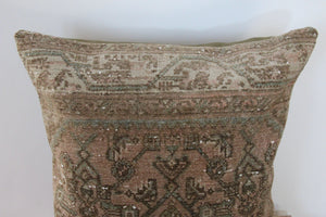 20x20 Antique Persian Pillow Cover 15