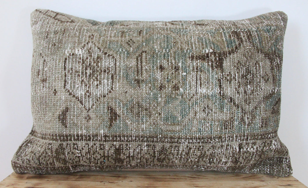 16x24 - Antique Persian Pillow Cover 1