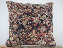 Load image into Gallery viewer, 18x18 Antique Persian Pillow Cover 4