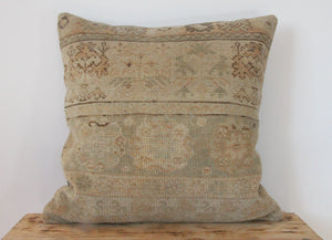 20x20 - Antique Persian Pillow Cover 22