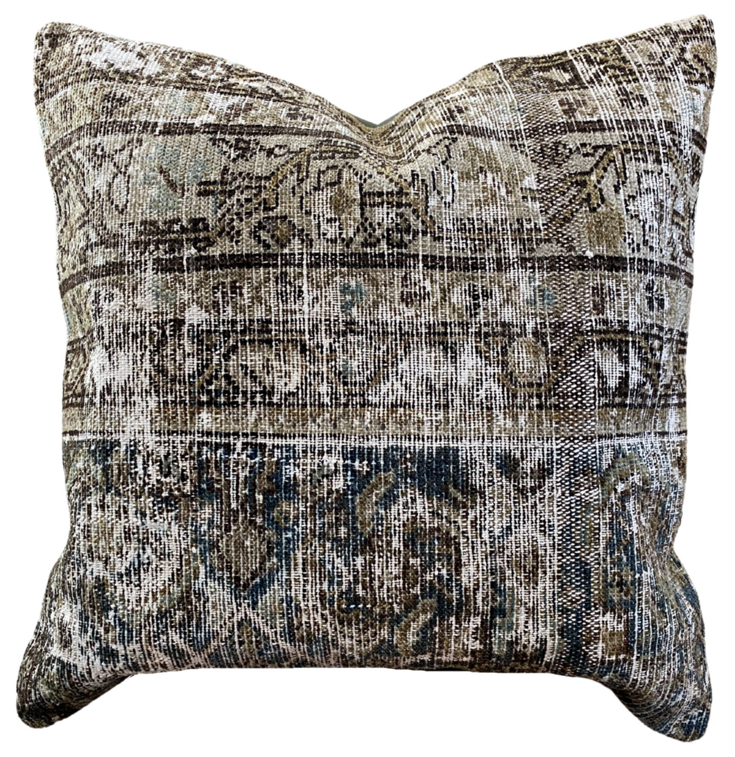 24x24 - Vintage Pillow Cover 82