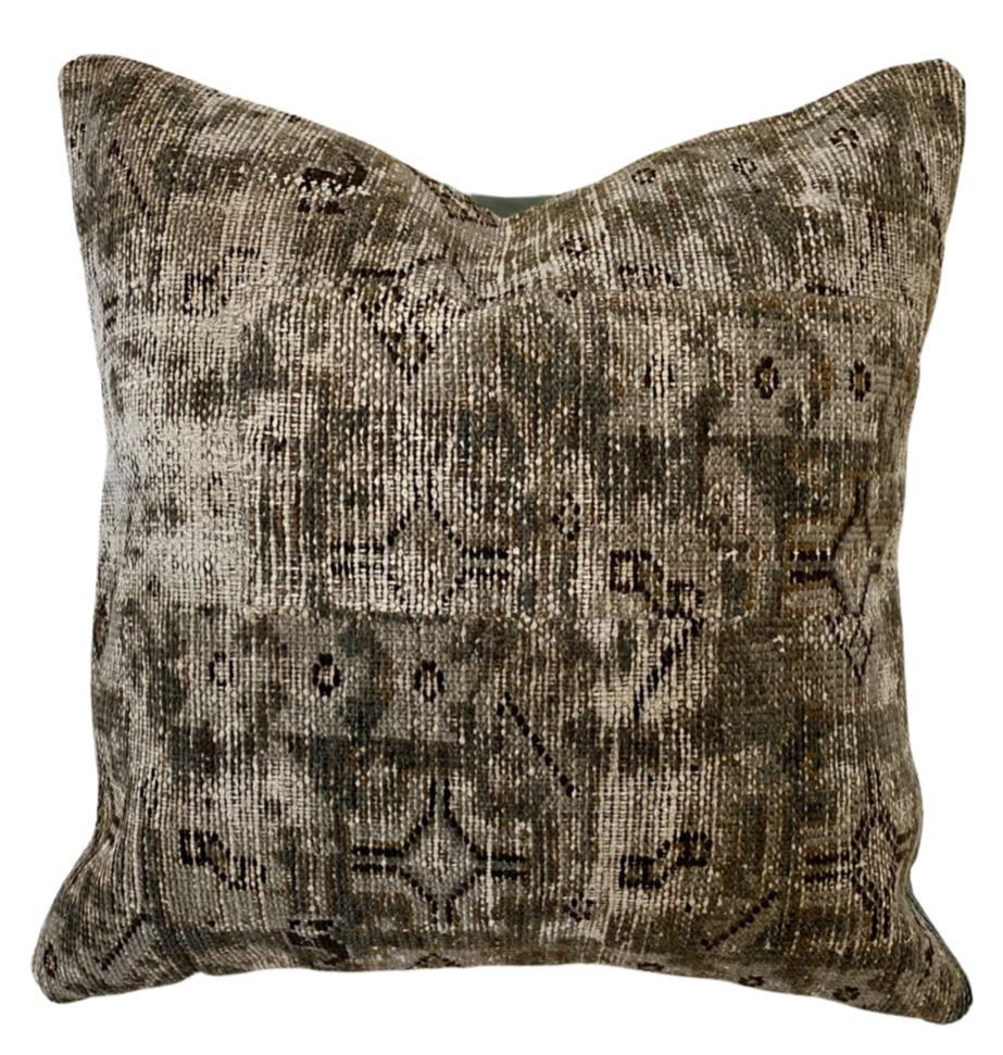 20x20 - Vintage Pillow Cover 41