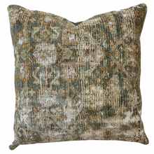 Load image into Gallery viewer, 24x24 - Vintage Pillow Cover 34