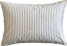 Load image into Gallery viewer, Classic Pinstripe Pillow Cover