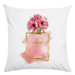 Chanel Rose Classic Wallencia
