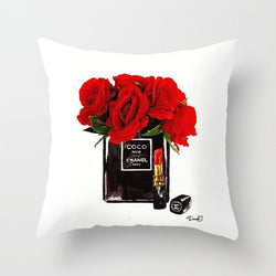 Chanel Perfume Red Roses Wallencia