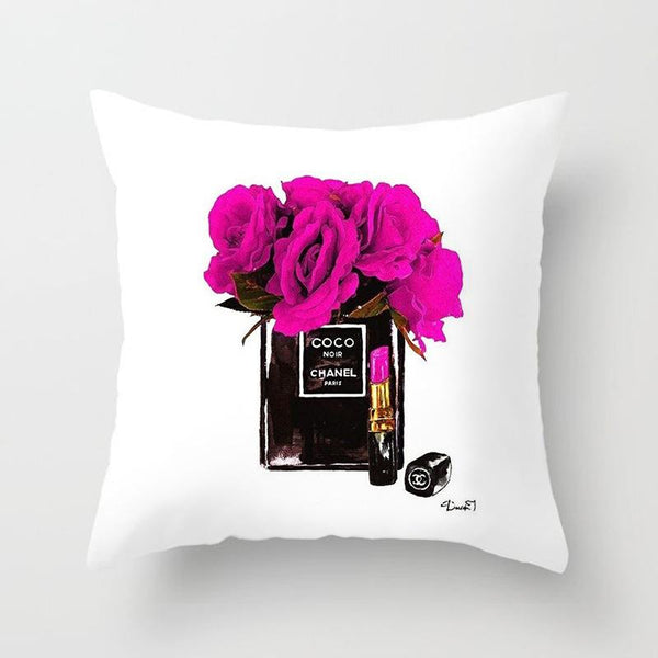 Chanel Perfume Roses Wallencia