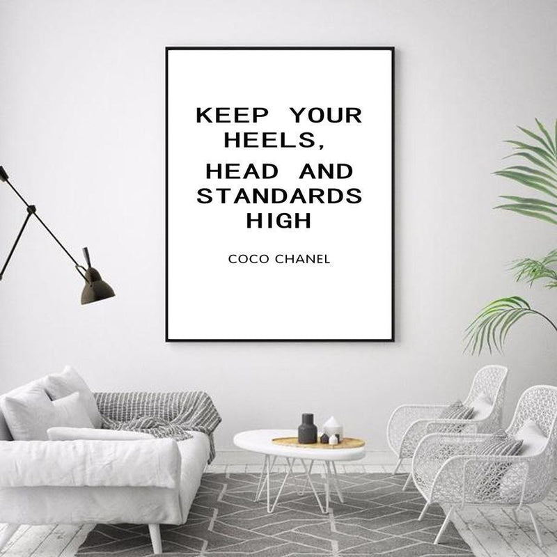 Coco - Keep it up - Wallencia Home Decor