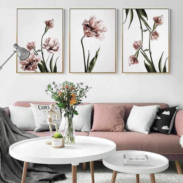 The beauty flower collection - Wallencia Home Decor
