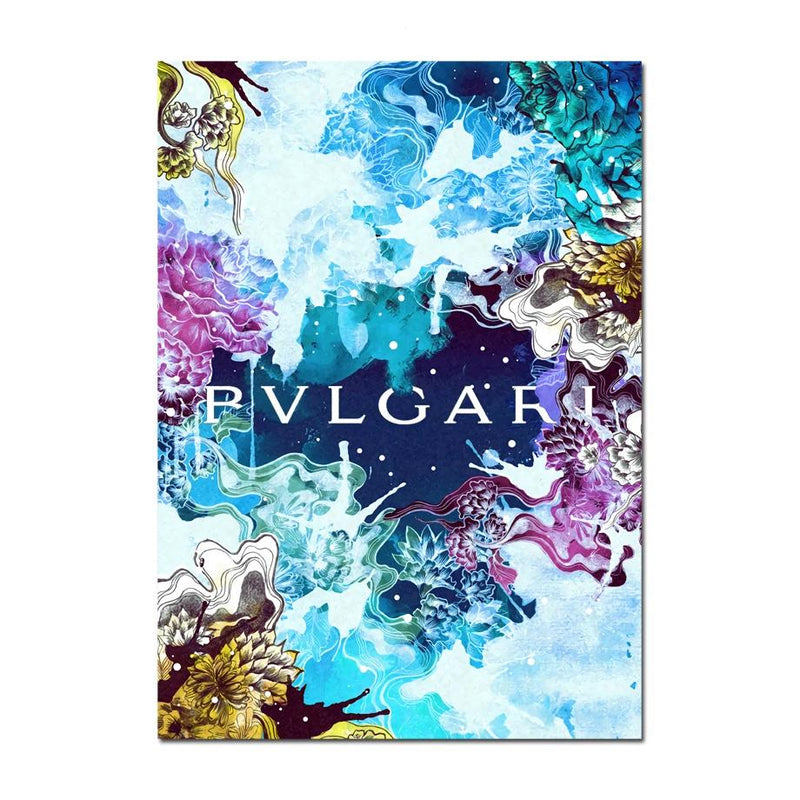 Bvlgari-Bloom - Wallencia Home Decor