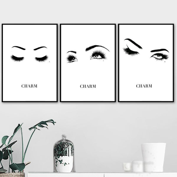 Charm Eyes - Wallencia Home Decor