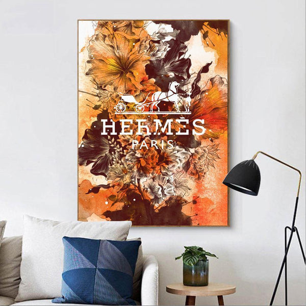 Hermes-Bloom - Wallencia Home Decor