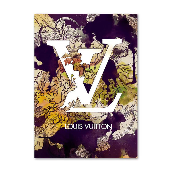 Louis Vuitton-Bloom - Wallencia Home Decor