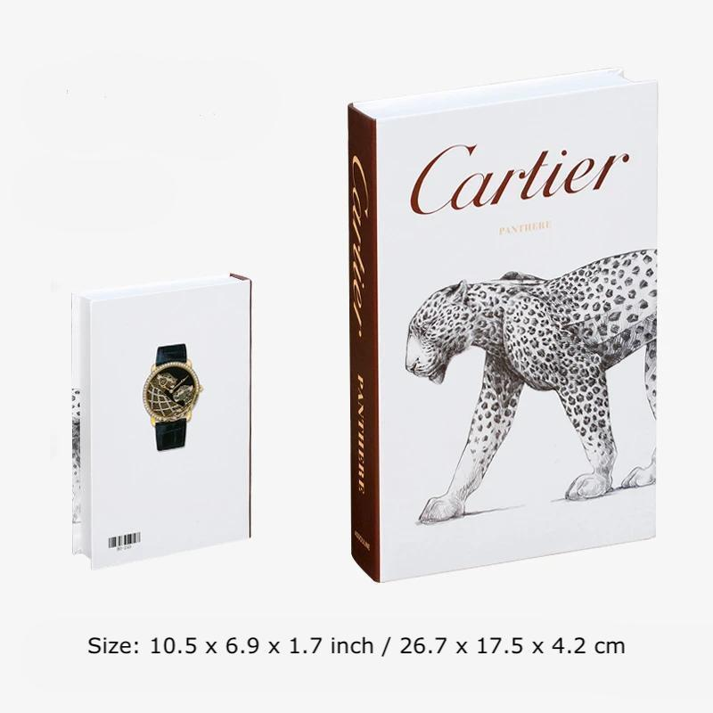 Decorative Books - Fashion Collection II Wallencia Cartier